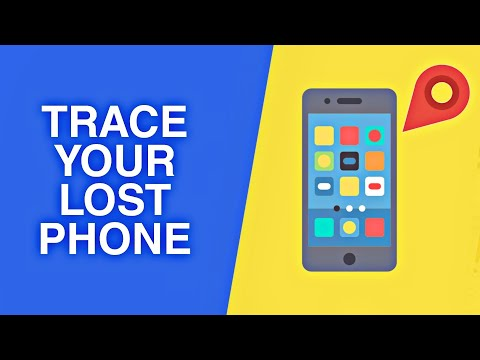 Trace Your Lost Phone 📱 Find Your Android Phone By Find My Device App | Trace Pin Point Location