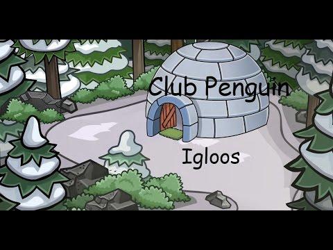 Club penguin how to make a beach igloo