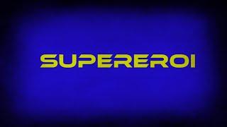 The Tibbs - SUPEREROI - Spiderman, Batman, Fantaman, Ufo Robot, Goldrake, Jeeg Robot ecc.