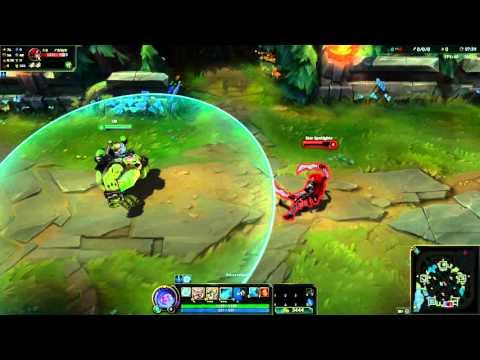 Zombie Nunu Skin Spotlight - League of Legends