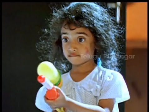 Cutest Introduction Scene Ever - Little Soldiers Movie Comedy Scenes | Baby Kavya | Baladitya