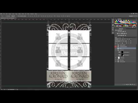 dslrBooth Pro - Customize a Template and Import