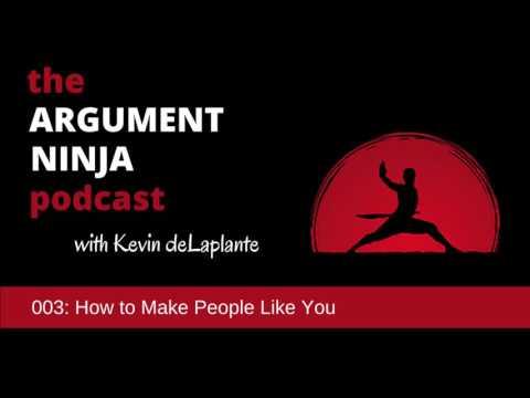003 - How to Make People Like You
