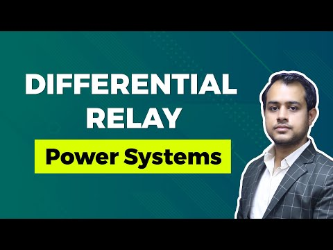 Differential Relay | GATE (EE) | Power Systems