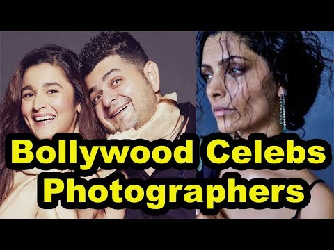 Top 5 Best Photographers of Bollywood 2018 [Bollywood Cafe]