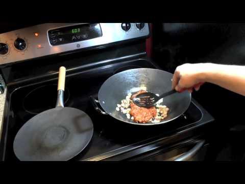 Breakfast Burrito with Chorizo and Bacon Recipe
