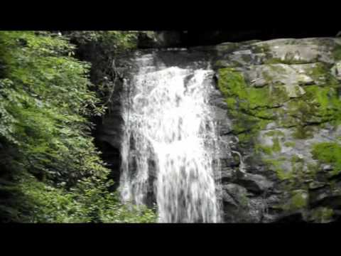 Northern Great Smoky Mountain Waterfalls, Four of them