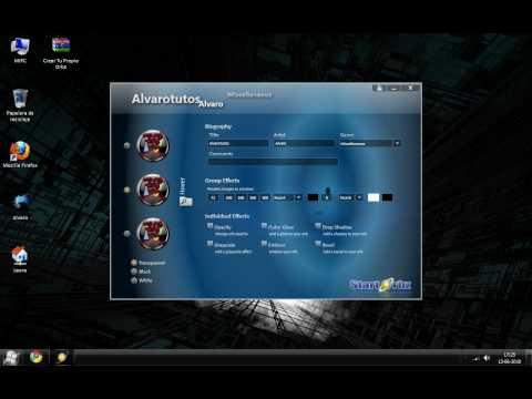 Como Crear Tu Propio Orbs - Windows 7 (HD)