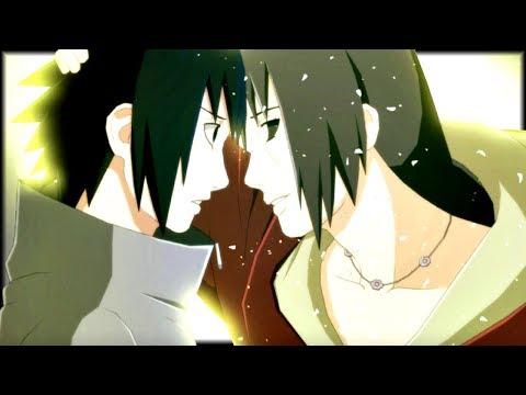 Sasuke and Itachi Reunion - Naruto Shippuden Ultimate Ninja Storm 3 Game - Kabuto Sage Mode