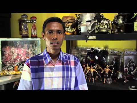 Made In Indonesia Action Figure - NET5