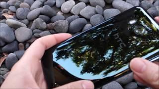 HTC U11 Brilliant Black Unboxing (HD)