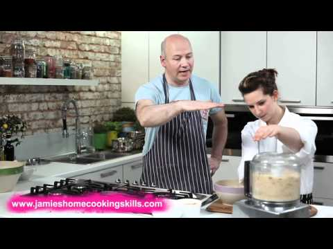 Using a food processor - Jamie Oliver's Home Cooking Skills
