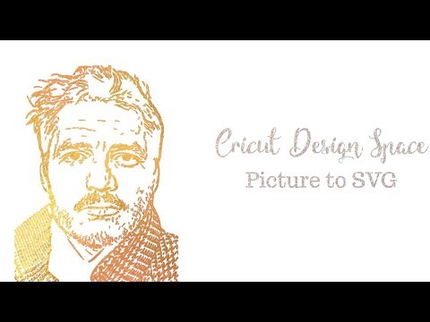 Cricut Design Space - Picture to SVG