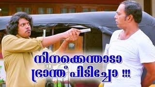 നിനക്കെന്താടാ ഭ്രാന്തായോ  | Shammi Thilakan Comedy | Malayalam Comedy Scenes | Malayalam Comedy 2016