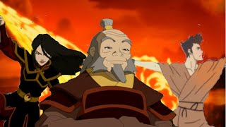 Top 15 Strongest Firebenders in Avatar