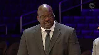 Shaq Reflects On Kobe Bryant's Death