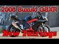 2006 Suzuki GSXR - Installing New Fairings