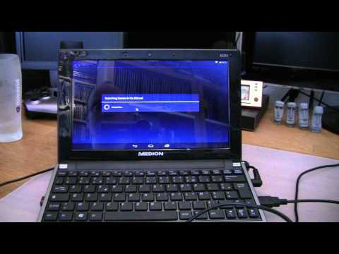 Experiencing Android 4.4 Kitkat (x86) on an Intel Netbook Natively (R1)(part 2 on X86 Android)