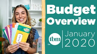 January 2020 Paycheck Budget Overview
