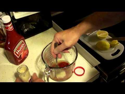 Seafood Shrimp Cocktail Sauce Recipe