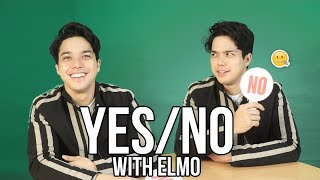 Elmo Magalona Plays Yes/No Game