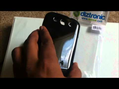 Diztronic case review for the Samsung Galaxy S3 -  Awesome case