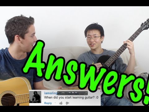 Technologycrazy Q&A - Answers! - Part 1