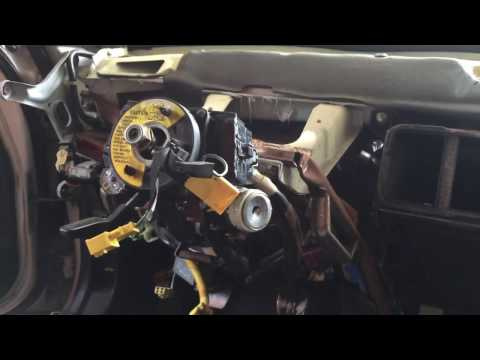 How to Remove Dash from 92 Accord