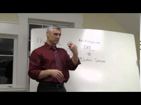 Prostate Health Pt. 1- PSA, DRE, Signs and Symptoms
