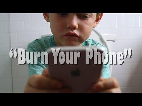 Burn Your Phone