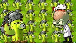 Plants vs Zombies Mod ZomPlant vs Mod ZomBotany - TEAM ZOMPLANTS
