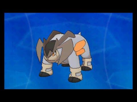 Pokemon Omega Ruby/Alpha Sapphire - Catching Terrakion