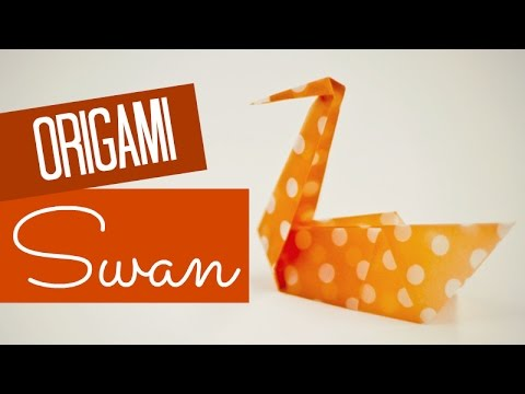Origami Swan Instructions