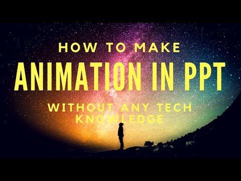 Add Animation in Powerpoint ☑️