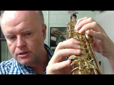 An Introduction to the Soprano Saxophone