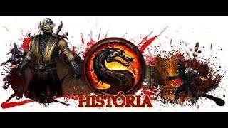 História De Mortal Kombat     1992  - 2015
