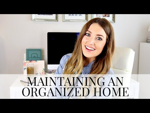 Tips on Maintaining an Organized Home | Kendra Atkins