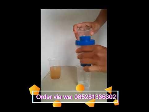 Filter zerni - Solusi air keruh di rumah anda (085281336302)