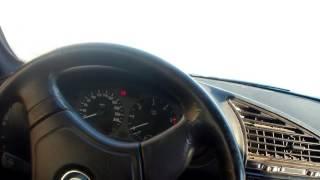 BMW e36 318 tds gumiégetés 9 DAC -tuning találkozón - PakVim