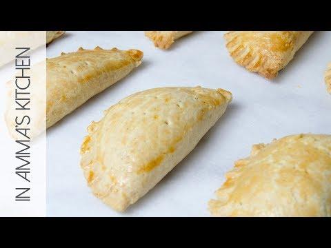 Ghana Meat Pie  Recipe