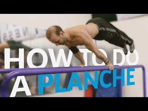 15 Of The Best Planche Progressions | Barstarzz