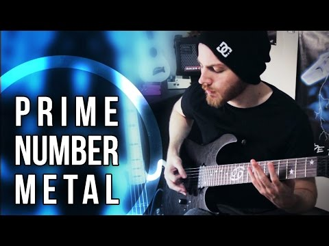 Prime Number Metal | Pete Cottrell