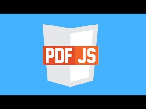 PDF.js Tutorial for Dummies!
