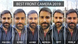 The Best 2019 Smartphone for Selfies!