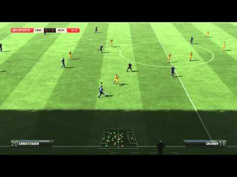 FIFA 13 HBK Career Mode S1E11 del 1 [DANISH COMMENTARY]