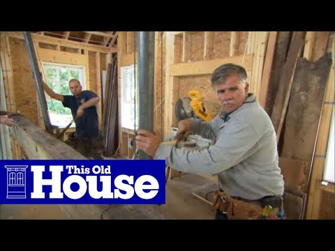 TOH: Trade School- Exclusive Preview of Fasten Those Timbers!