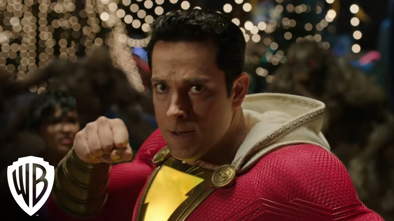 Shazam! | All Hands on Deck | Warner Bros. Entertainment