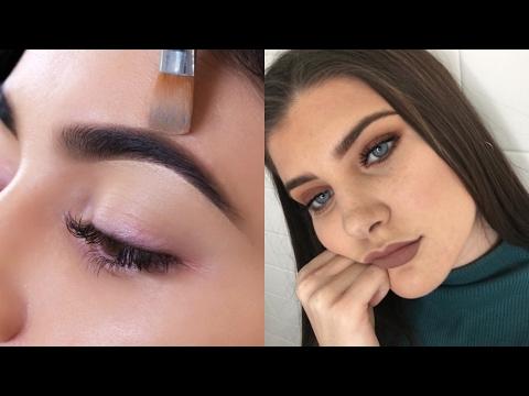 Beauty Hack DIY Eyebrow Tint
