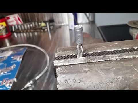 Cutting Lokar Throttle Cable