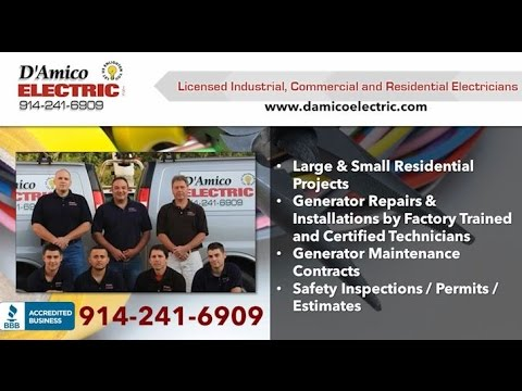 Damico Electric   Bedford Hills NY Electrical Contractors